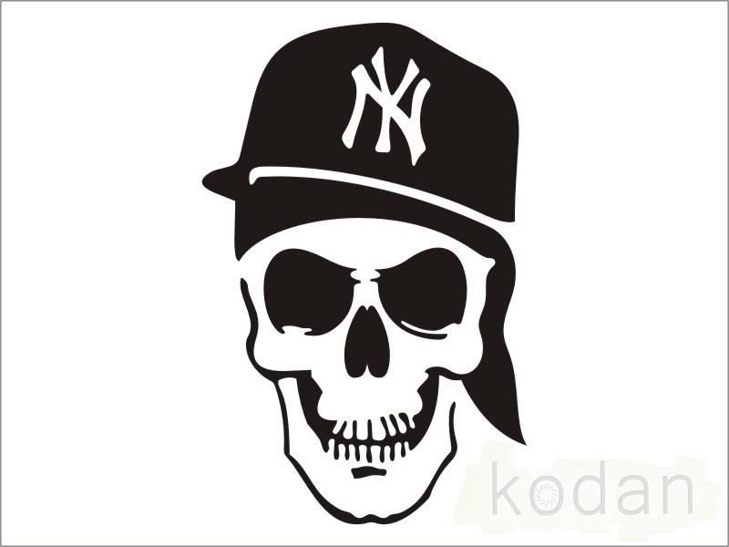 Пиратский Флаг Трафарет графика бесплатный вектор